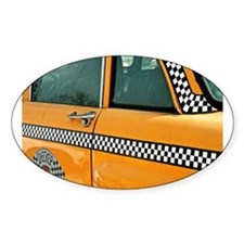 Checker Cab No. 3 Decal
