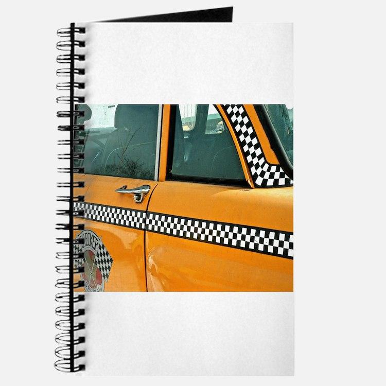 Checker Cab No. 3 Journal