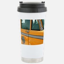 Checker Cab No. 3 Travel Mug