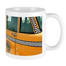 Checker Cab No. 3 Mug