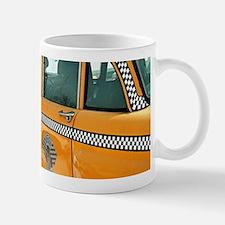 Checker Cab No. 3 Mug