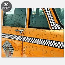 Checker Cab No. 3 Puzzle