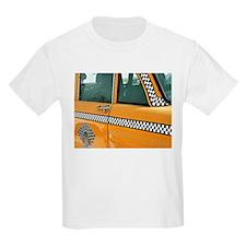 Checker Cab No. 3 T-Shirt
