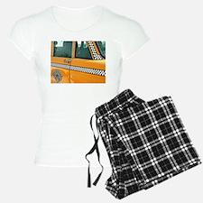 Checker Cab No. 3 Pajamas