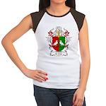 de Jong Coat of Arms Women's Cap Sleeve T-Shirt