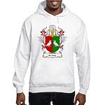 de Jong Coat of Arms Hooded Sweatshirt