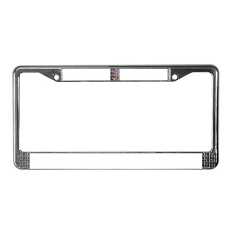 Chinatown: New York City License Plate Frame
