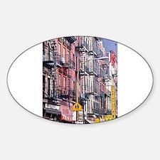 Chinatown: New York City Decal