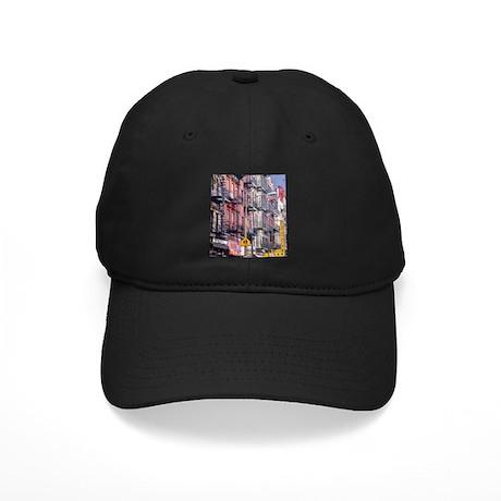Chinatown: New York City Black Cap