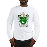 Van der Jagt Coat of Arms Long Sleeve T-Shirt