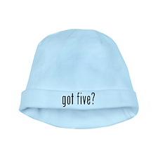Got five? baby hat