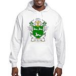 Van der Jagt Coat of Arms Hooded Sweatshirt