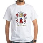 Jacobs Coat of Arms, Family C White T-Shirt