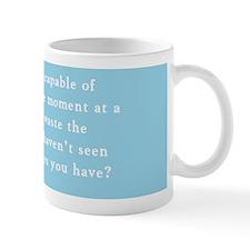 """Unseen Moments"" Mug"