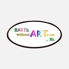 Earth Without Art Patches
