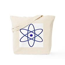 """Orbit, Blue"" Tote Bag"