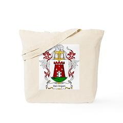 Van Ingen Coat of Arms Tote Bag