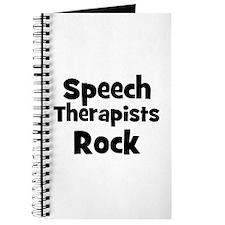 SPEECH THERAPISTS Rock Journal