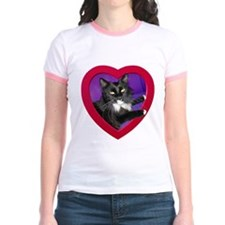 Cat in Heart T