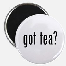 "Got tea? 2.25"" Magnet (100 pack)"