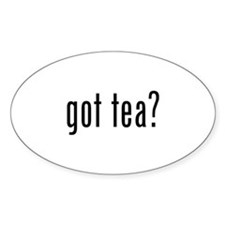 Got tea? Bumper Stickers
