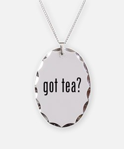 Got tea? Necklace