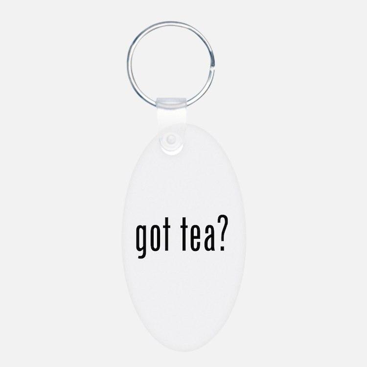 Got tea? Keychains