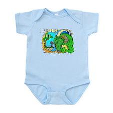 I Forgive Dragon Infant Bodysuit