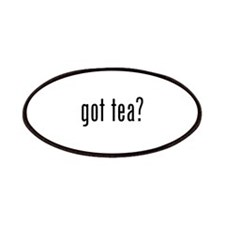 Got tea? Patches