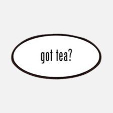Got tea? Patches