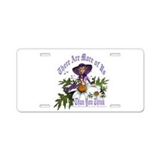 There Are More of Us: Pagan W Aluminum License Pla