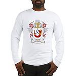 Van Hoorn Coat of Arms Long Sleeve T-Shirt