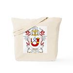 Van Hoorn Coat of Arms Tote Bag