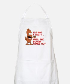 Not A Party Boudin Apron