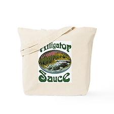 Alligator Sauce Tote Bag