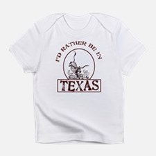 Cute Fort worth Infant T-Shirt