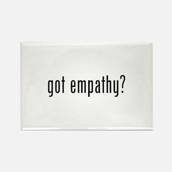 Got empathy? Rectangle Magnet