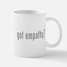Got empathy? Small Mugs
