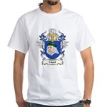 t' Hooft Coat of Arms White T-Shirt