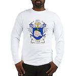 t' Hooft Coat of Arms Long Sleeve T-Shirt