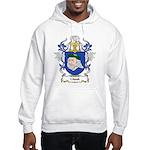 t' Hooft Coat of Arms Hooded Sweatshirt