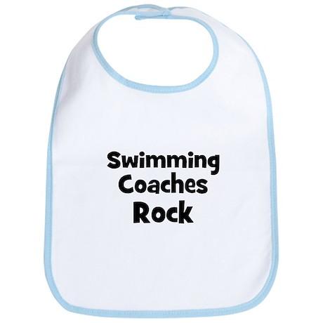 SWIMMING COACHES Rock Bib