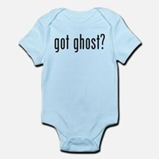 Got ghost? Infant Bodysuit