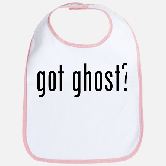 Got ghost? Bib