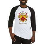 Hoen Coat of Arms Baseball Jersey