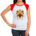 Hoen Coat of Arms Women's Cap Sleeve T-Shirt