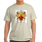 Hoen Coat of Arms Ash Grey T-Shirt