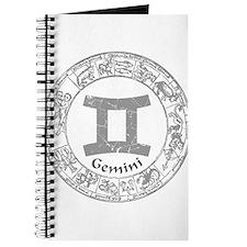 Gemini Zodiac sign Journal