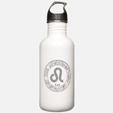 Leo Zodiac sign Water Bottle