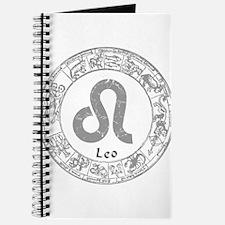 Leo Zodiac sign Journal